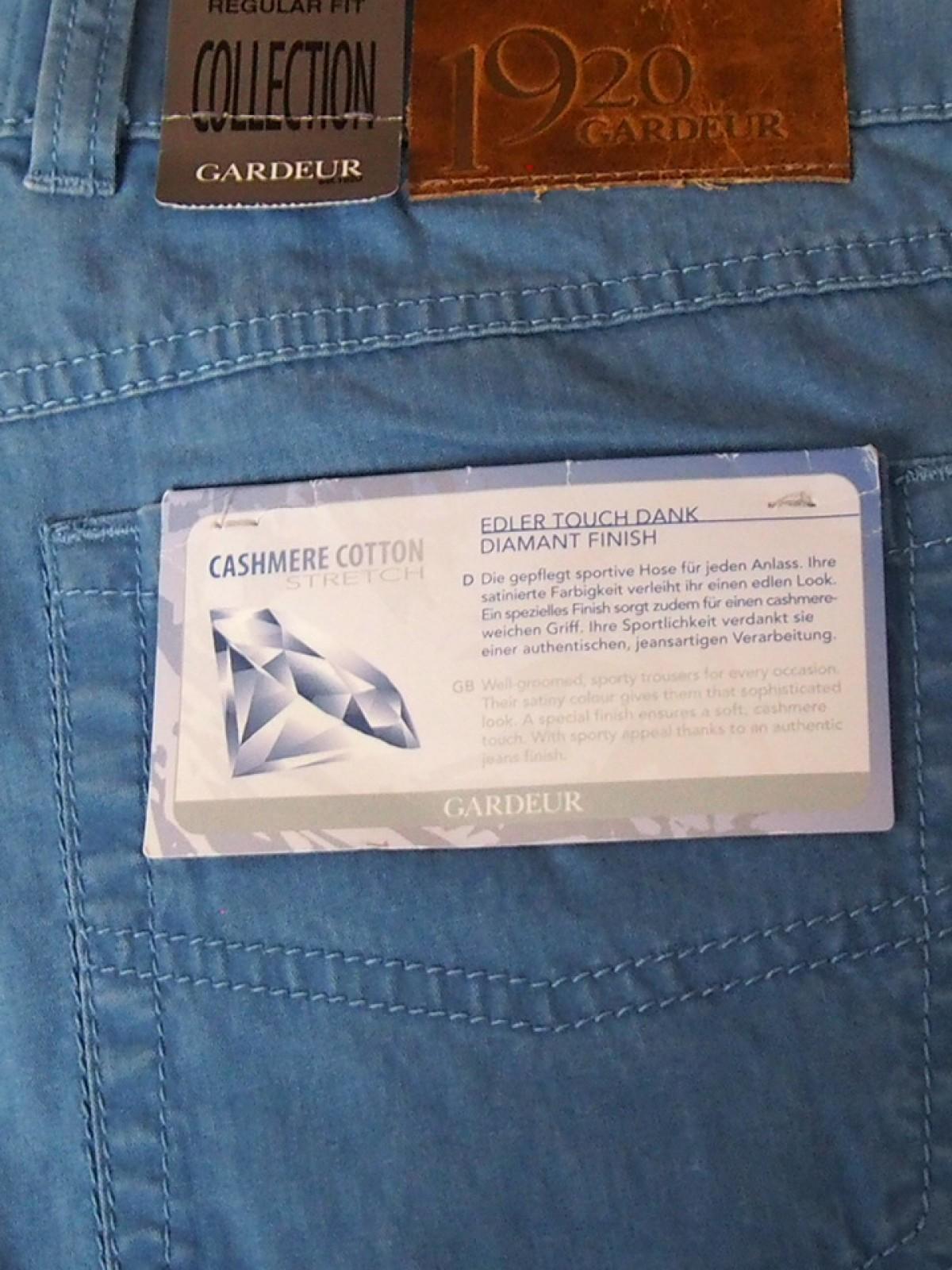 Джинсы мужские Gardeur 41036 066 Nevio