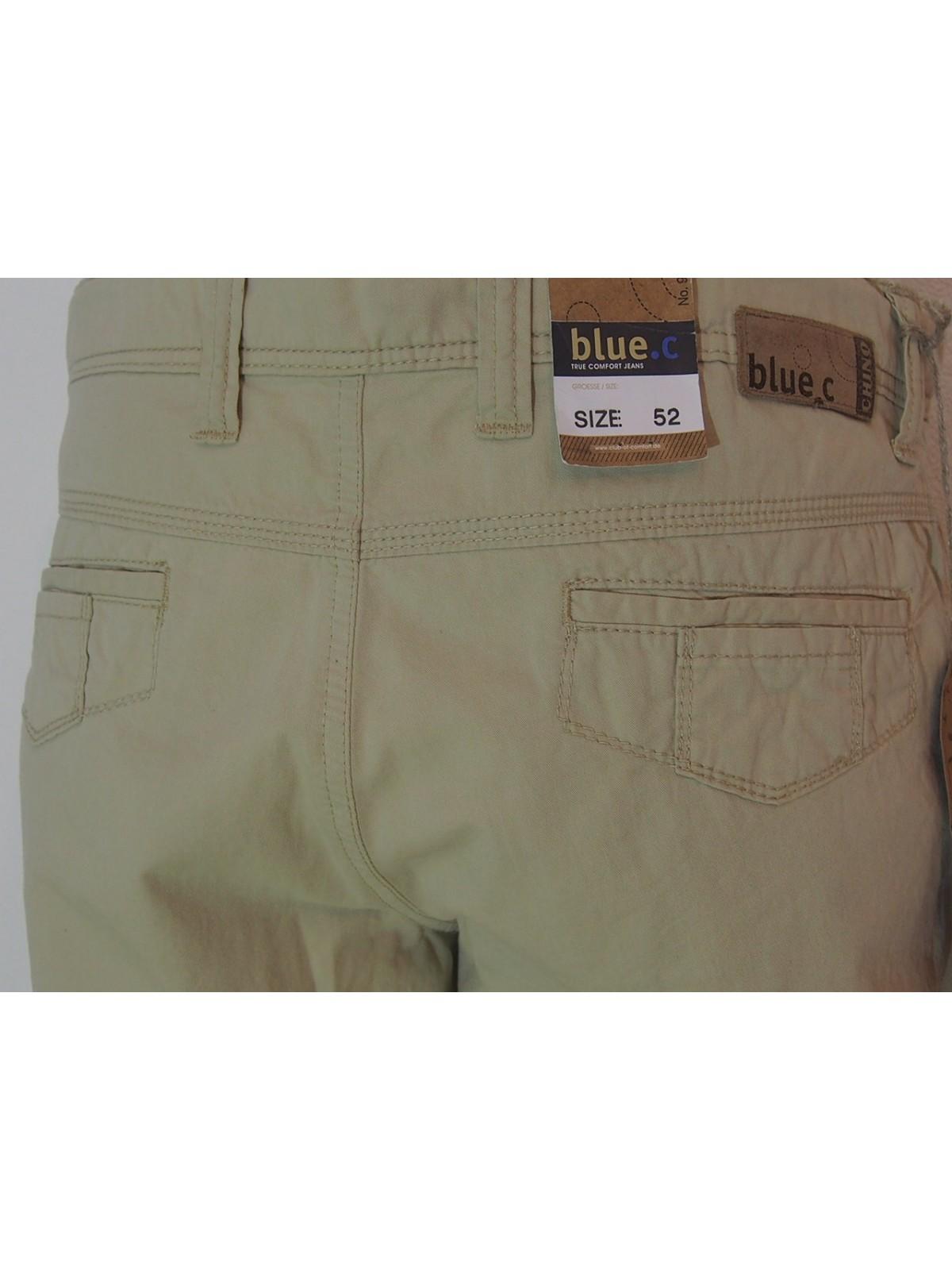 Брюки мужские Club of comfort (Blue.C) Carlos 5125 36