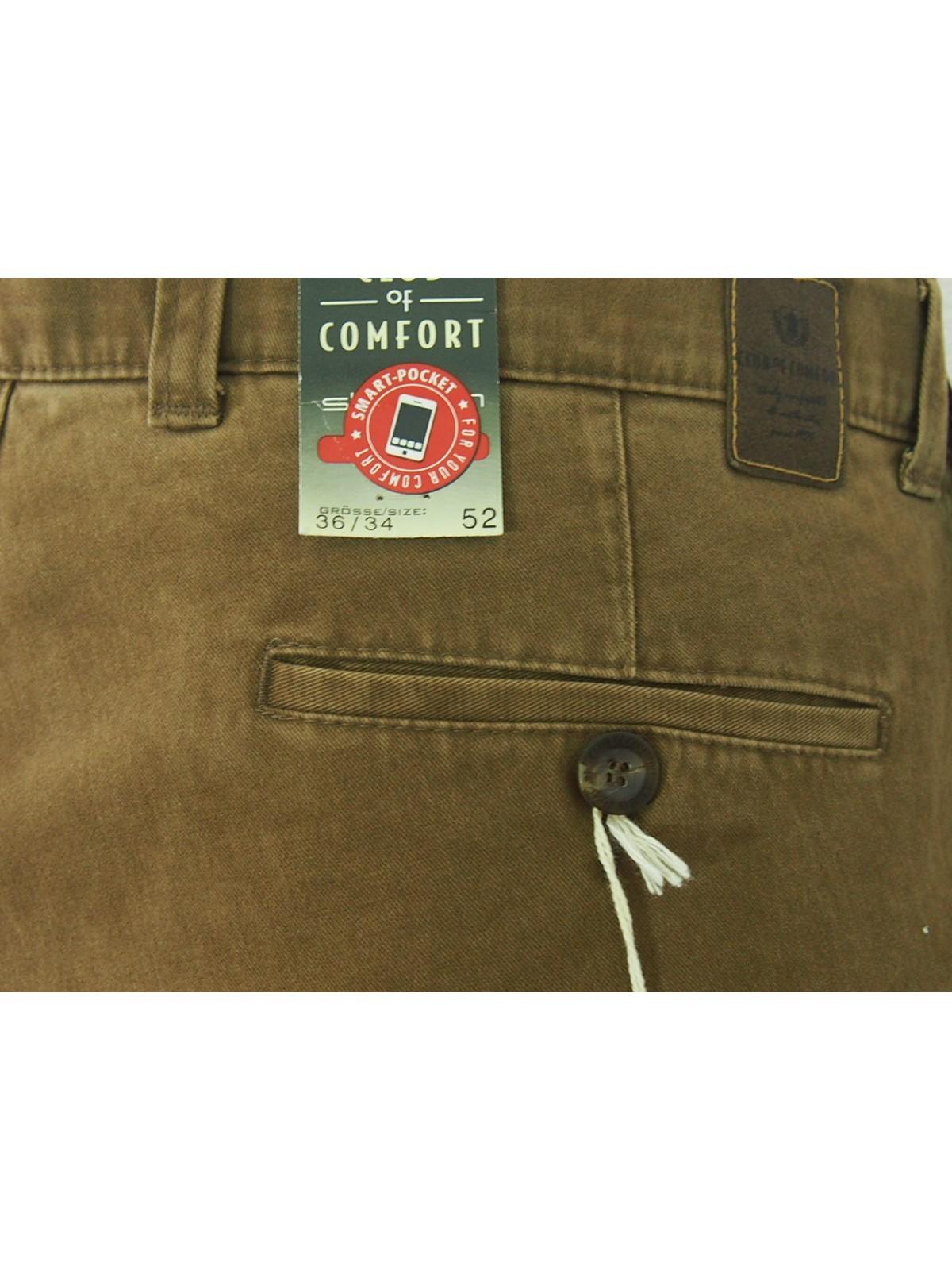 Брюки мужские Club of comfort Connor 6005 3