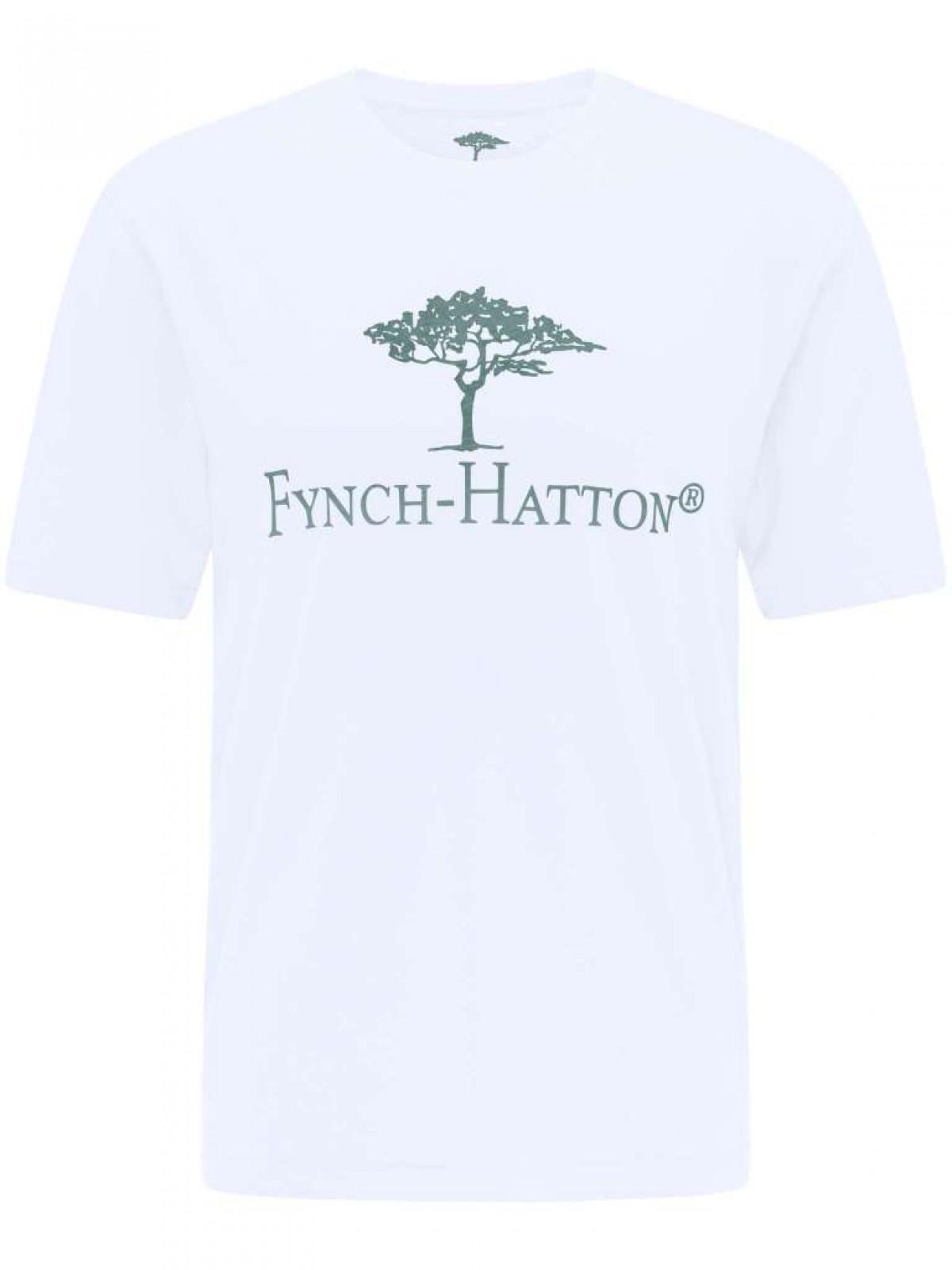 Футболка мужская Fynch Hatton 1121 1604 802