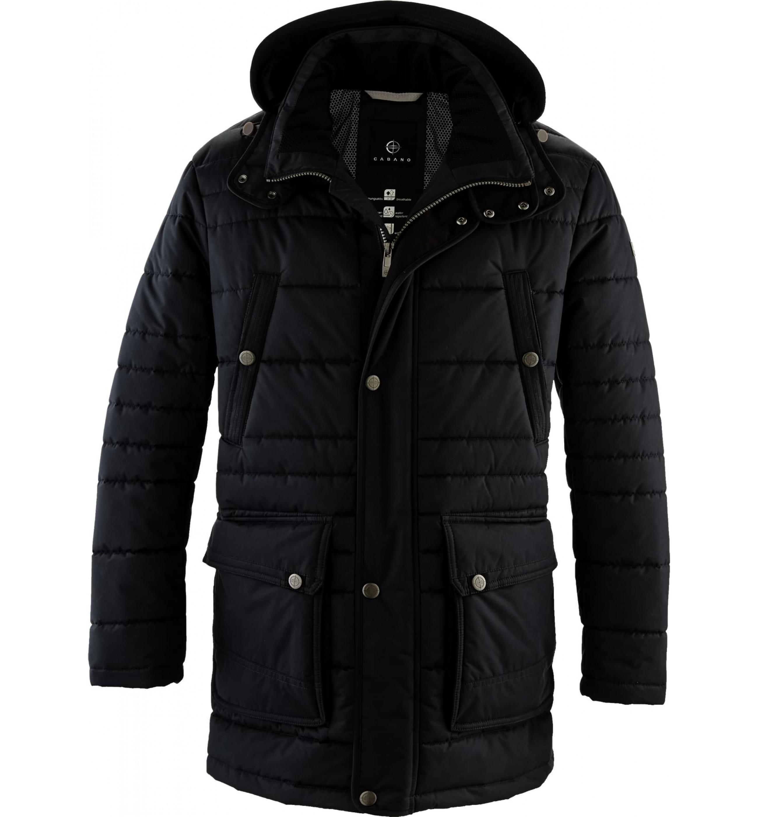 Куртка мужская Cabano New Canadian 8108 22051 100