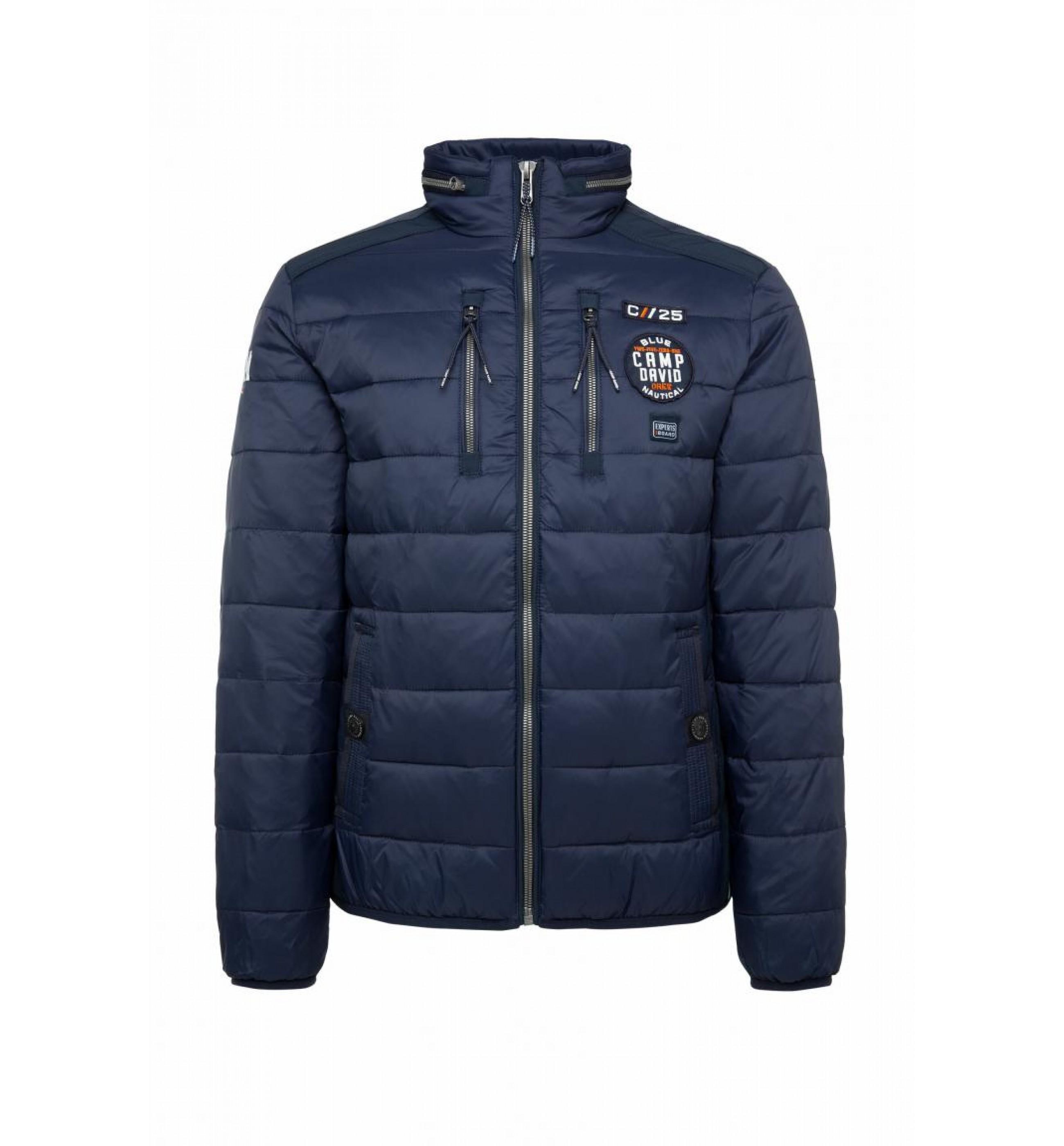 Куртка мужская Camp David 2055 2282 blue