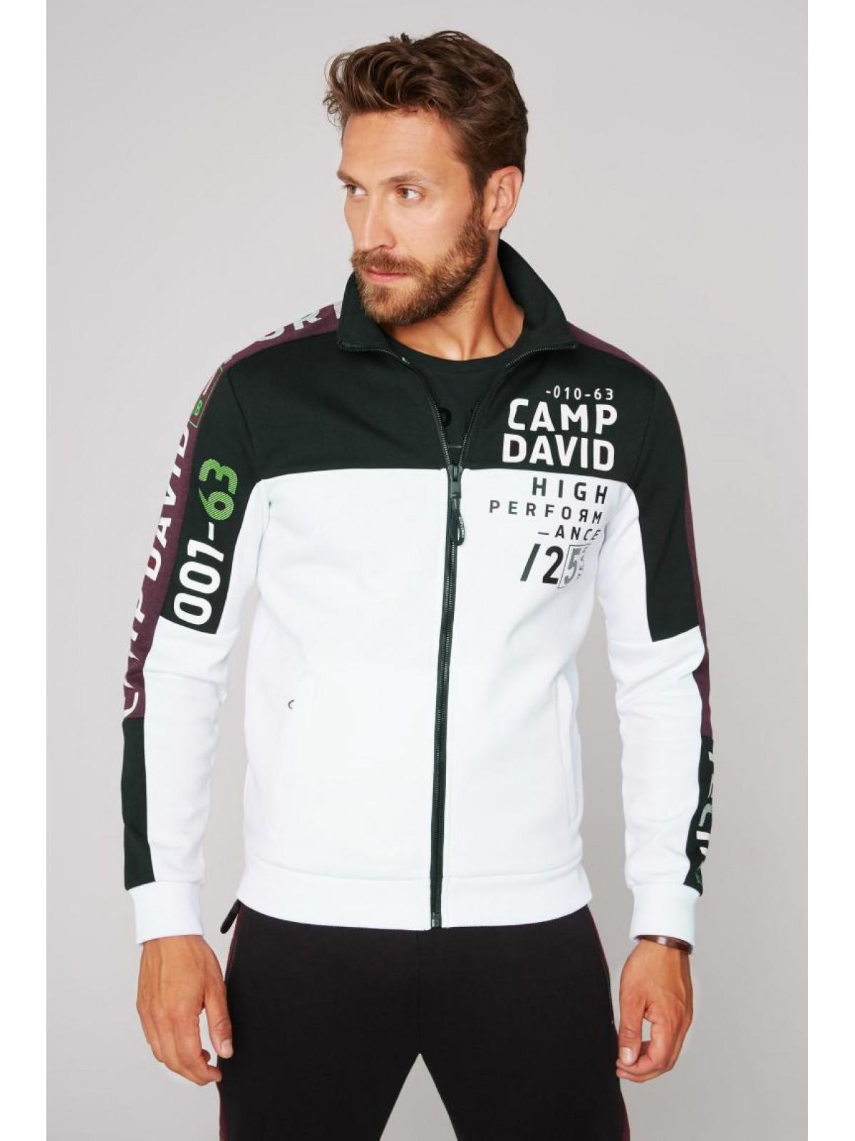 Спортивная кофта Camp David CS2108 3251 21 Ожидается!