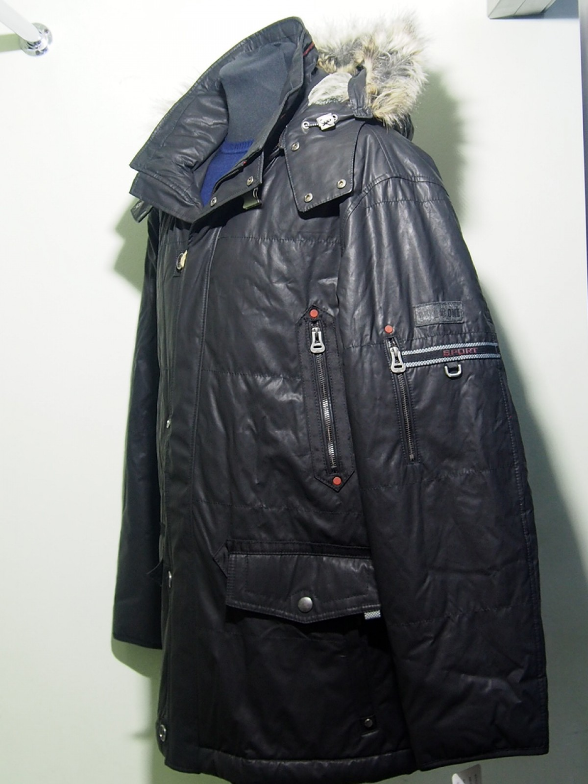 Куртка мужская Gate One 771