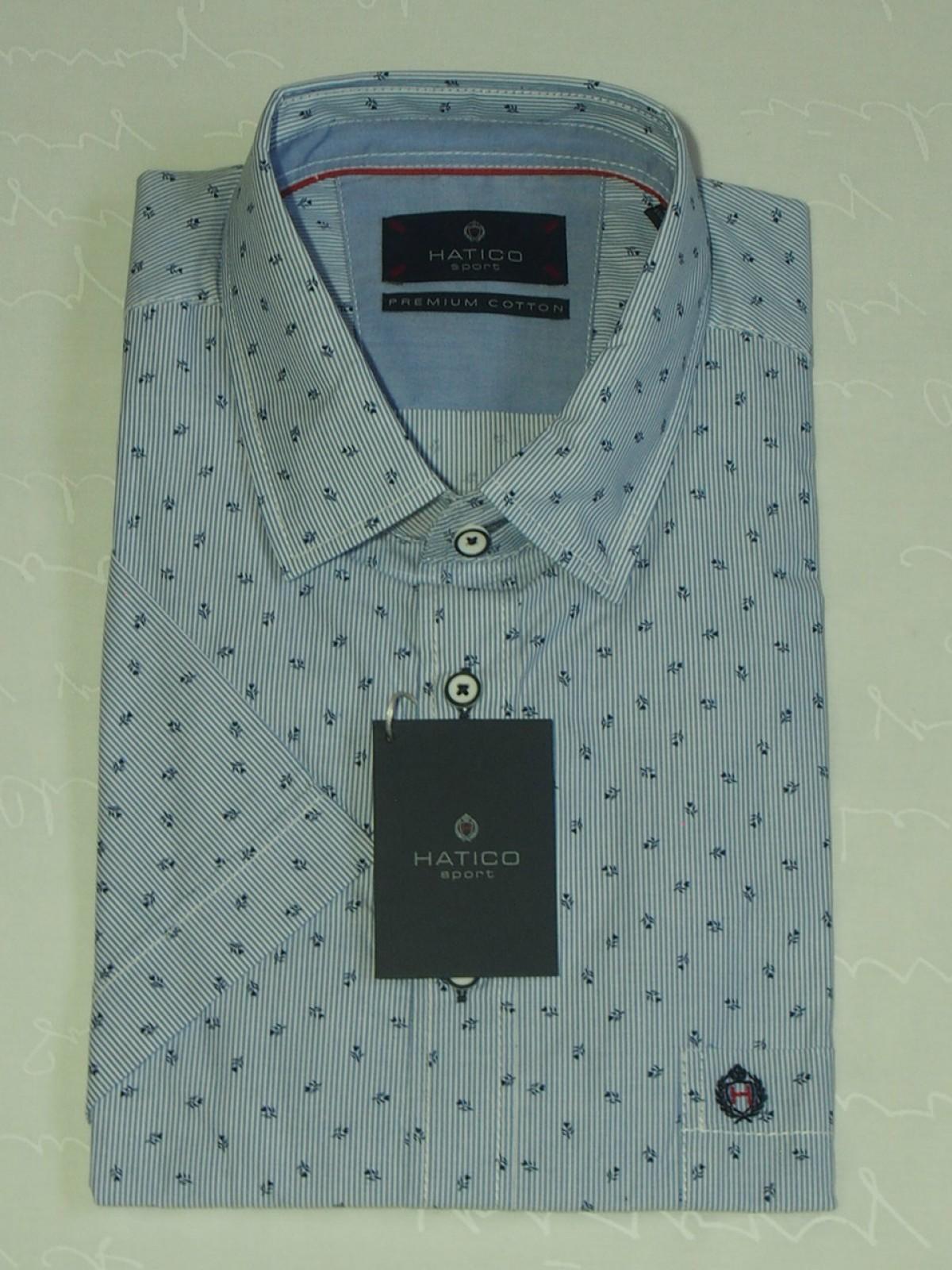 Мужская рубашка Hatico 30057 32101 170