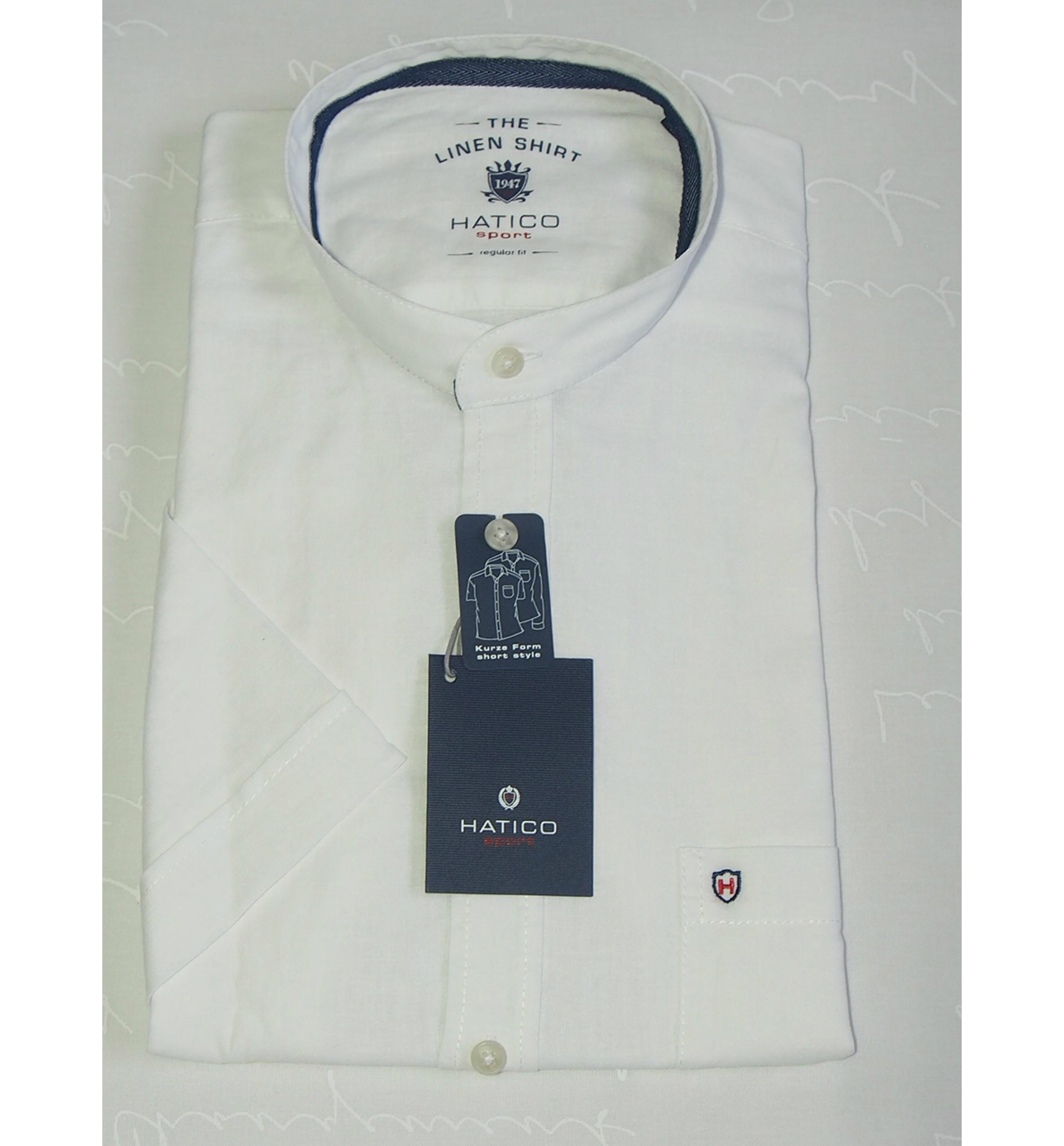 Мужская рубашка Hatico 3415-42601-900