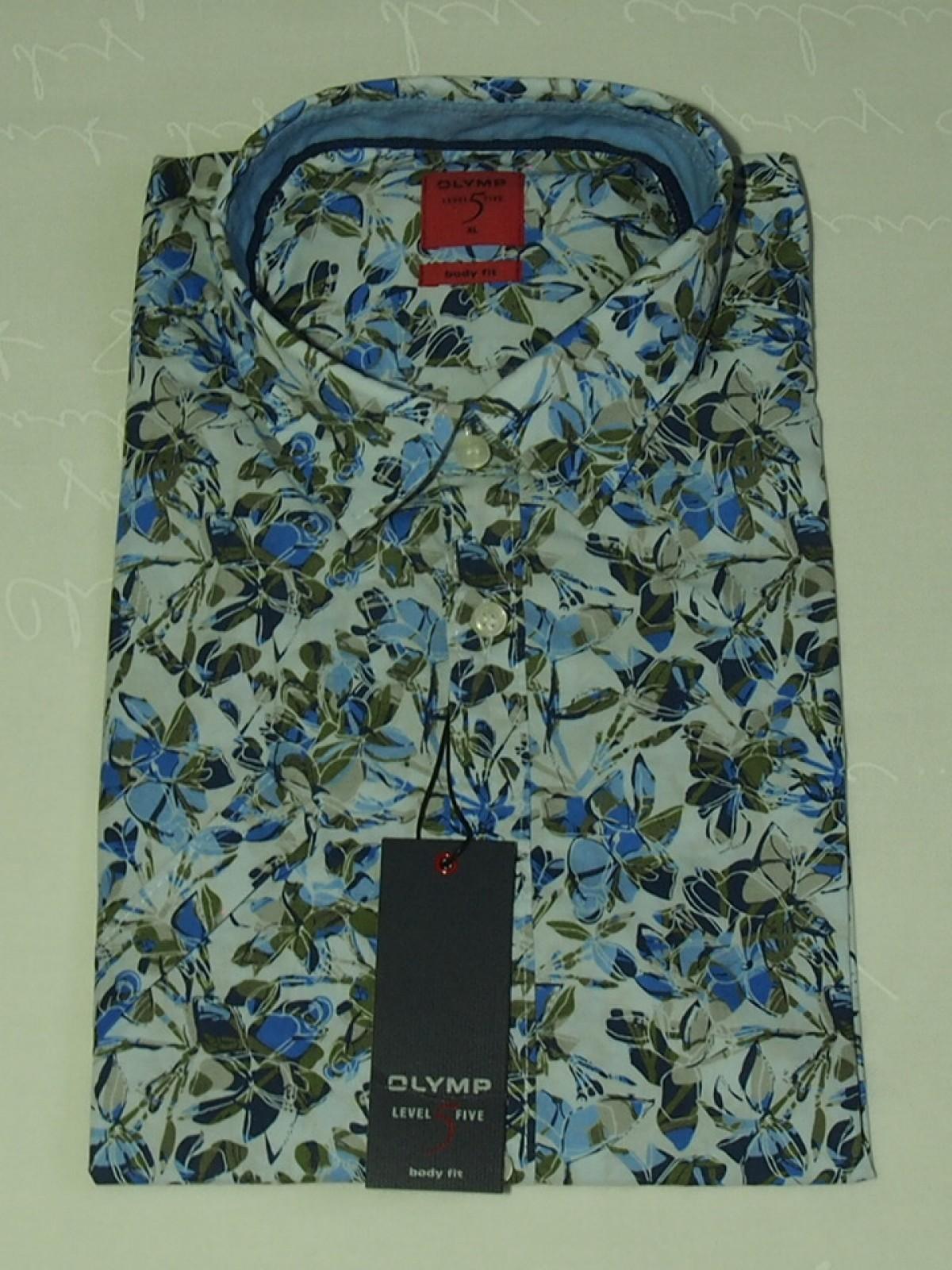 Мужская рубашка Olimp 3266 12 26