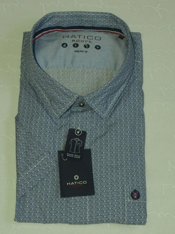 Мужская рубашка Hatico 50036 42132 176