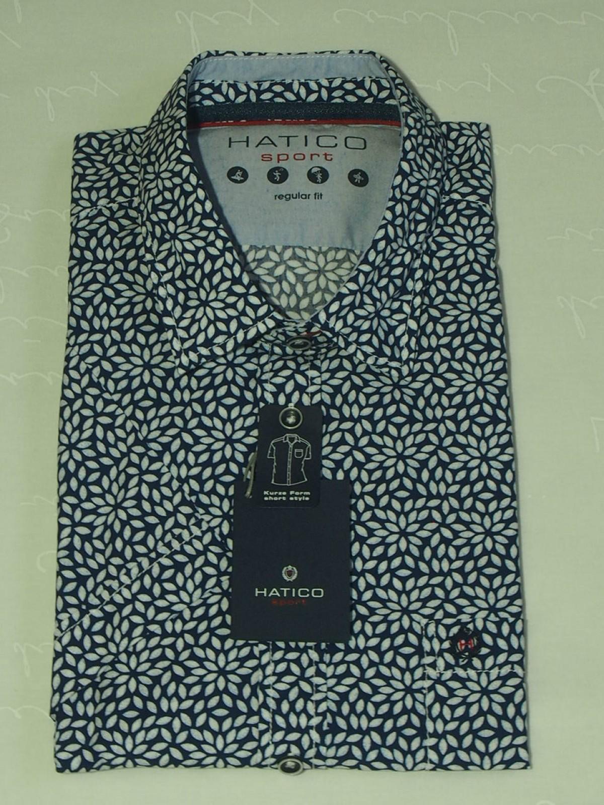 Мужская рубашка Hatico 50039 42124 176