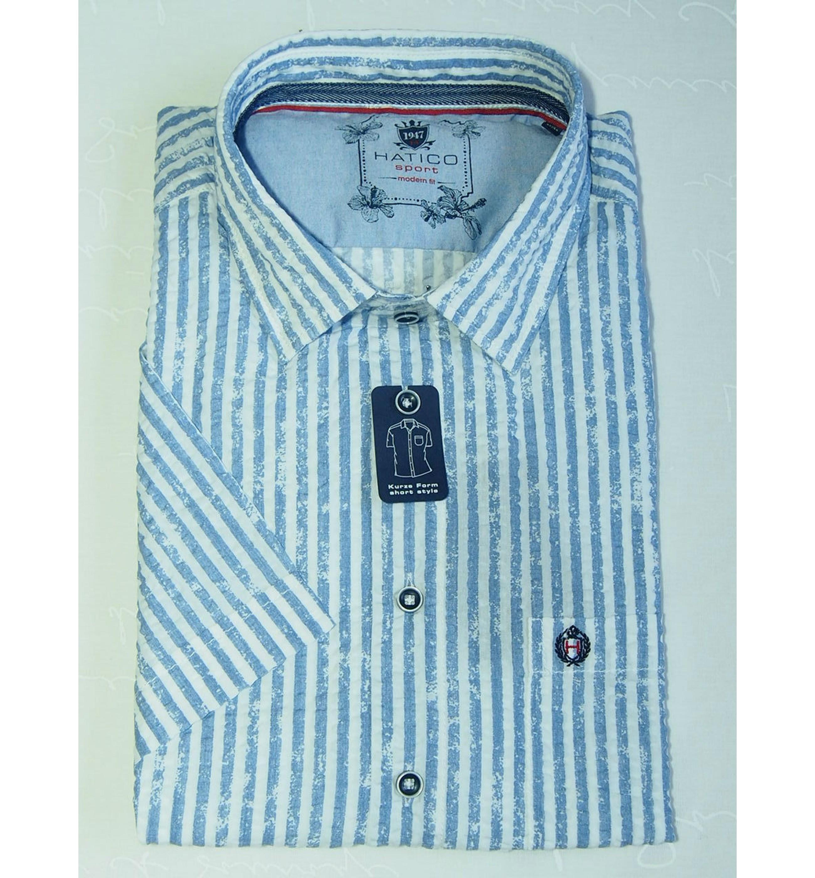 Мужская рубашка Hatico 50048 42129 170