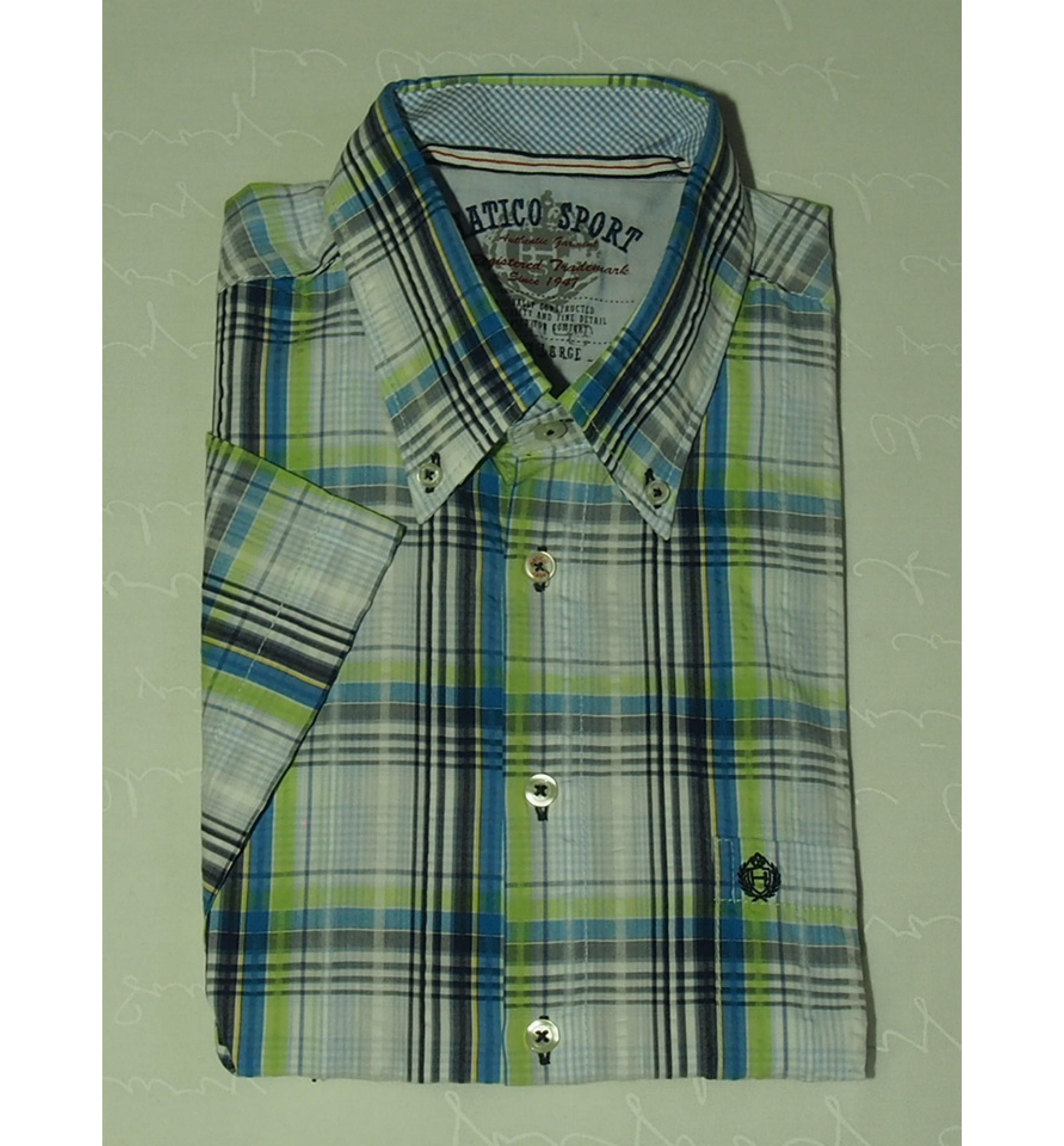 Мужская рубашка Hatico 70020 5113 44