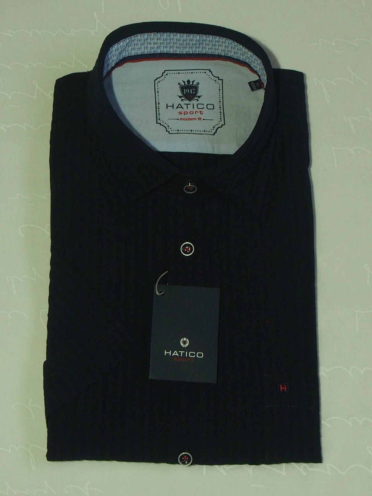 Мужская рубашка Hatico 70038 72121 130