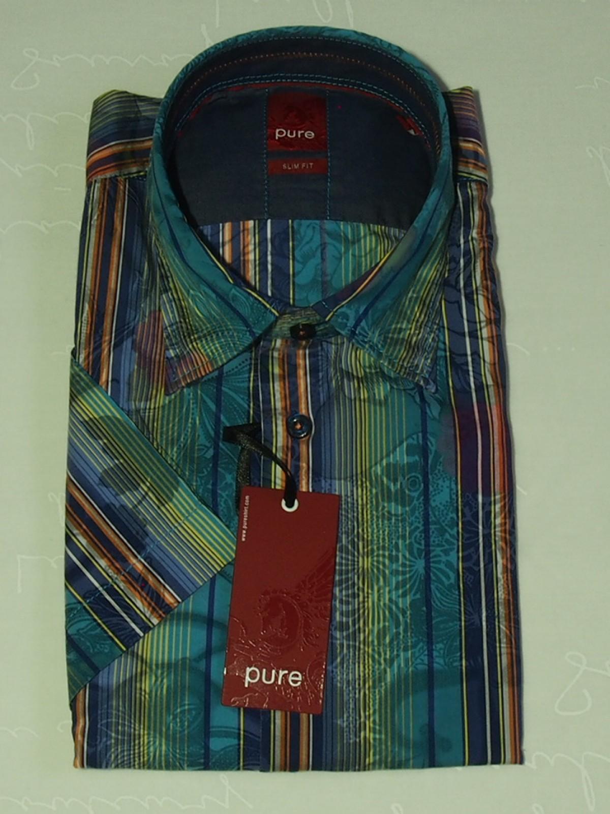Мужская рубашка Pure 71561 4607 15