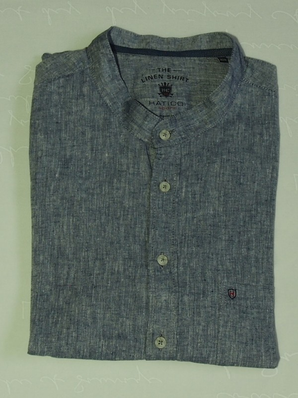 Мужская рубашка Hatico 3415 42601 130