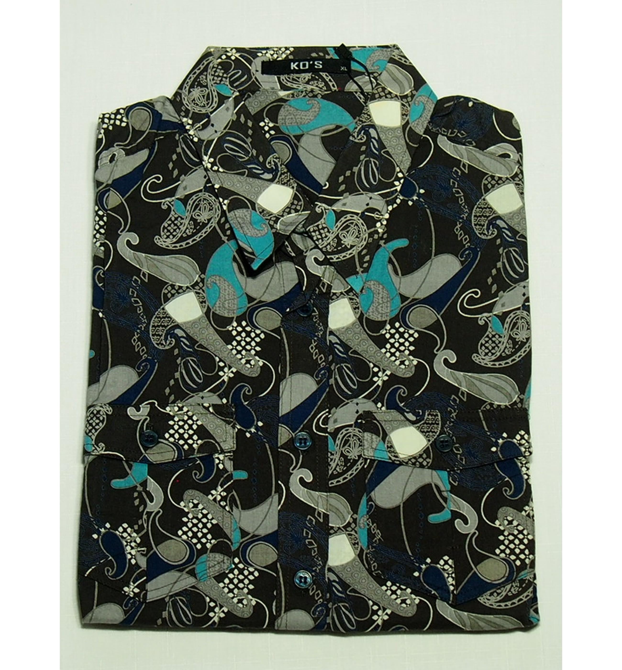 Мужская рубашка Ko's 001