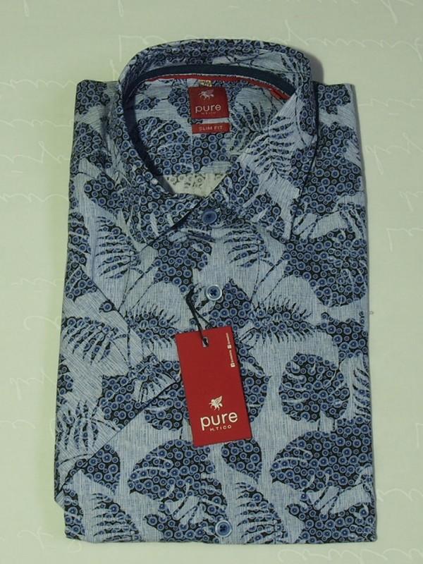 Мужская рубашка Pure 51556 22110 173