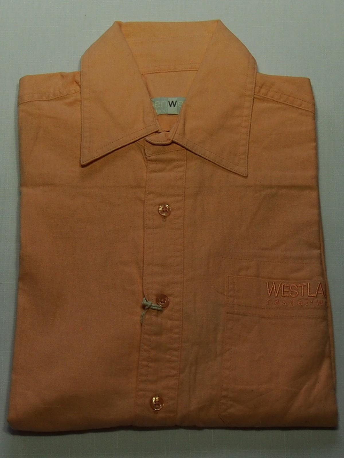 Мужская рубашка Westland Apricot 1530