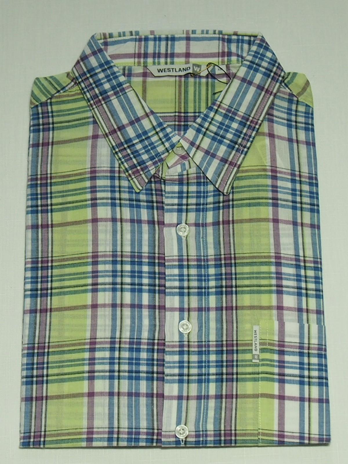 Мужская рубашка Westland Citrus 1023