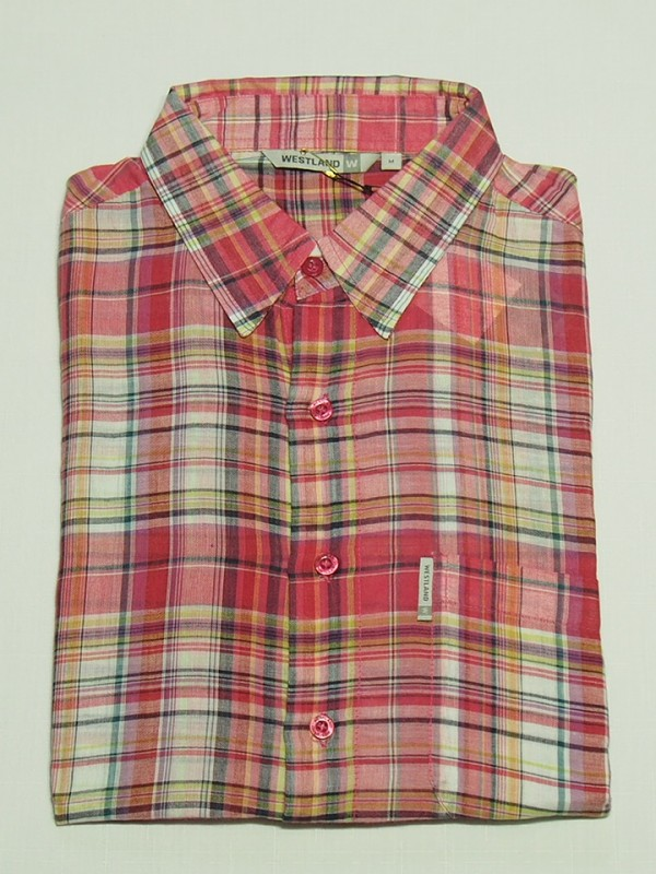 Мужская рубашка Westland Orchid 1023